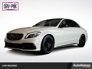 Mercedes North Houston >> Used Mercedes Benz C Class Amg C 63 Ss For Sale In North