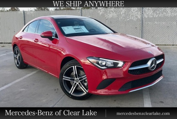 2020 Mercedes-Benz CLA in League City, TX
