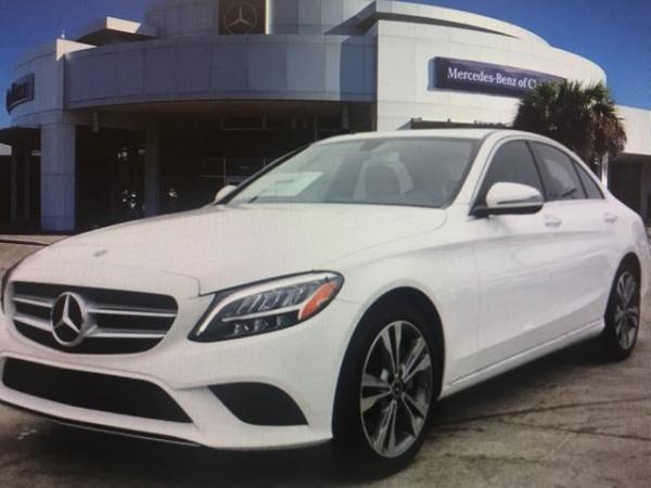 2019 Mercedes-Benz C-Class in League City, TX
