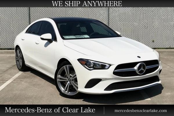 2020 Mercedes-Benz CLA-Class CLA 250