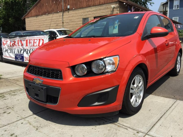 2012 Chevrolet Sonic Ls 1ls Hatch Mt For Sale In Stratford