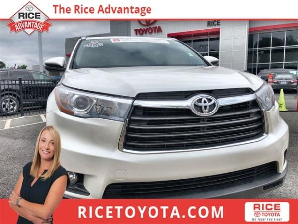 2016 Toyota Highlander in Greensboro, NC