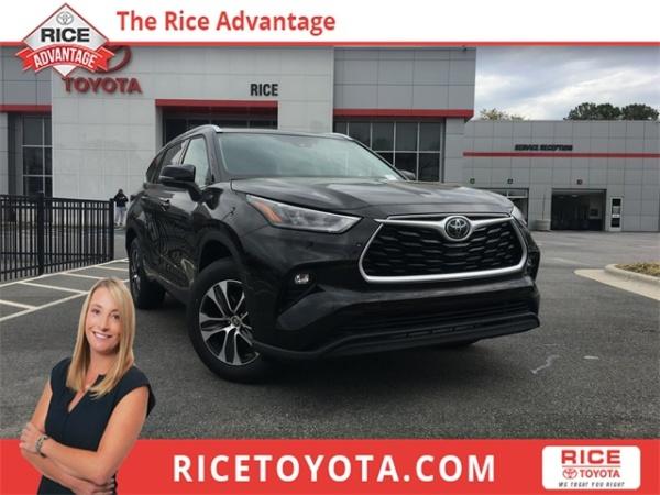2020 Toyota Highlander in Greensboro, NC