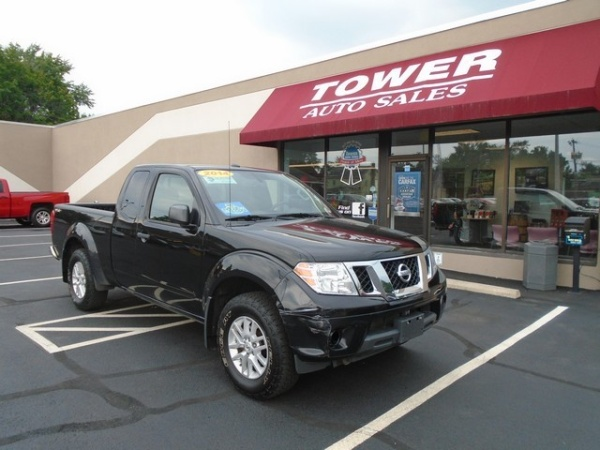 2014 Nissan Frontier in Schenectady, NY