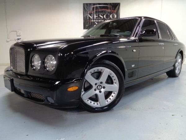 2007 Bentley Arnage T