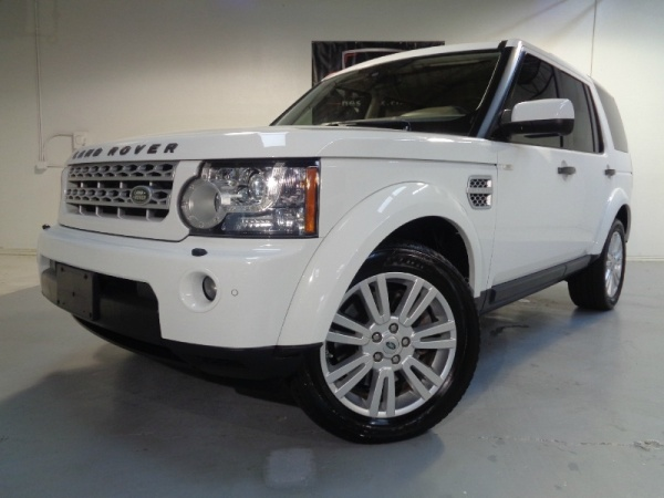2012 Land Rover LR4 in Arlington, TX