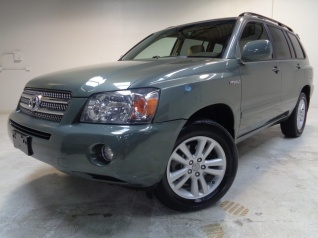 Used 2007 Toyota Highlander Hybrid FWD For Sale In Arlington, TX
