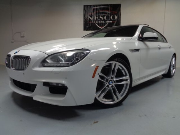 2015 BMW 6 Series in Arlington, TX
