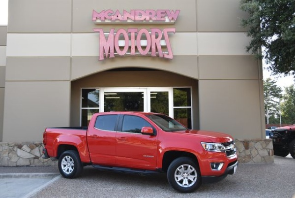 2017 Chevrolet Colorado in Arlington, TX