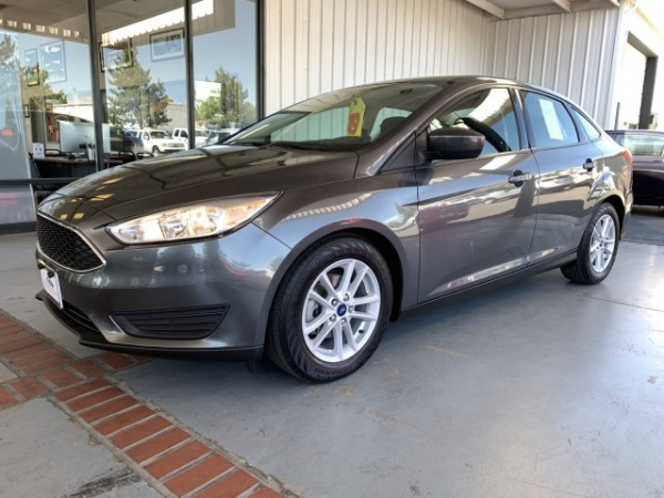 2018 Ford Focus in Reno, NV