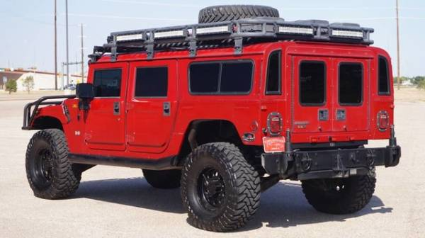 2001 AM General Hummer in Lubbock, TX