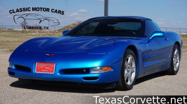 1998 Chevrolet Corvette Coupe For Sale in Lubbock, TX   TrueCar
