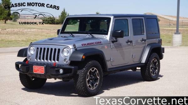 2016 Jeep Wrangler in Lubbock, TX