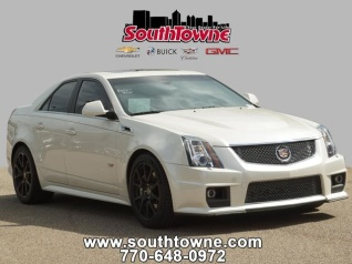 Used Cadillac Cts V For Sale Search 262 Used Cts V Listings Truecar