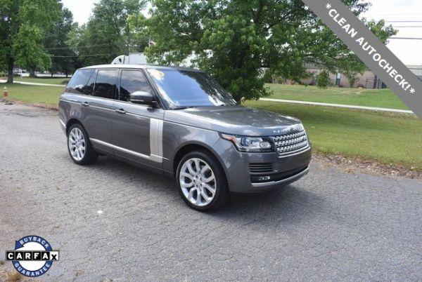 2016 Land Rover Range Rover in Newnan, GA