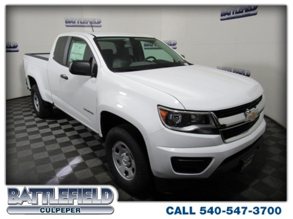 2020 Chevrolet Colorado in Culpeper, VA
