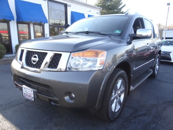 2011 Nissan Armada in Blackwood, NJ