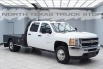 2012 Chevrolet Silverado 3500HD WT Crew Cab Long Box DRW 4WD for Sale in Mansfield, TX