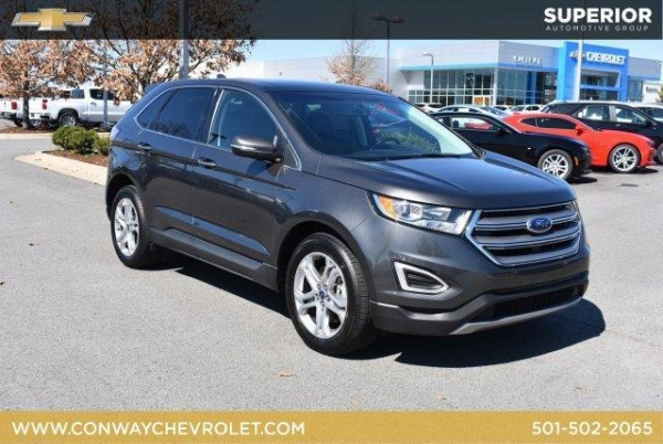2018 Ford Edge in Conway, AR