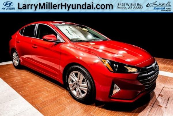 2020 Hyundai Elantra in Peoria, AZ