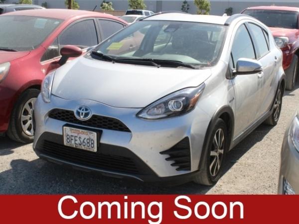 2018 Toyota Prius c in Moreno Valley, CA
