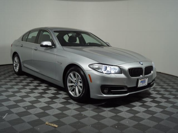 2016 BMW 5 Series in Jersey City, NJ