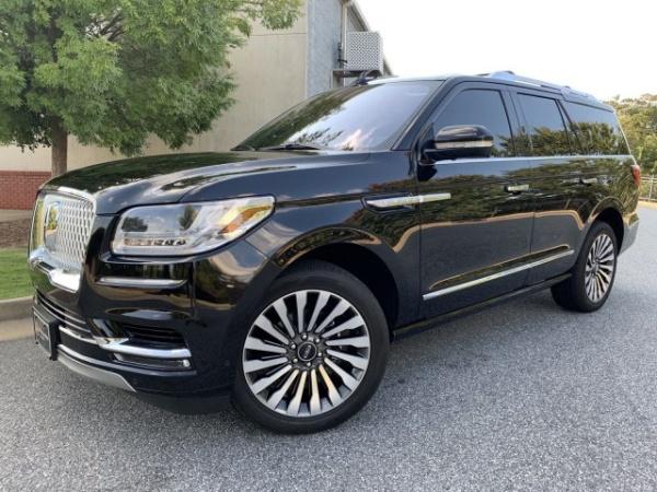 2019 Lincoln Navigator Reserve