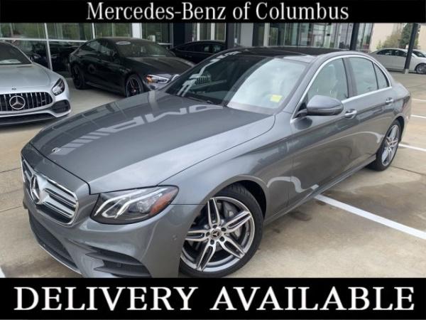 2018 Mercedes-Benz E-Class in Columbus, GA