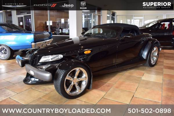 1999 Plymouth Prowler in Conway, AR