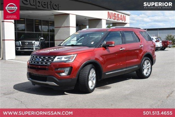 2016 Ford Explorer in Conway, AR