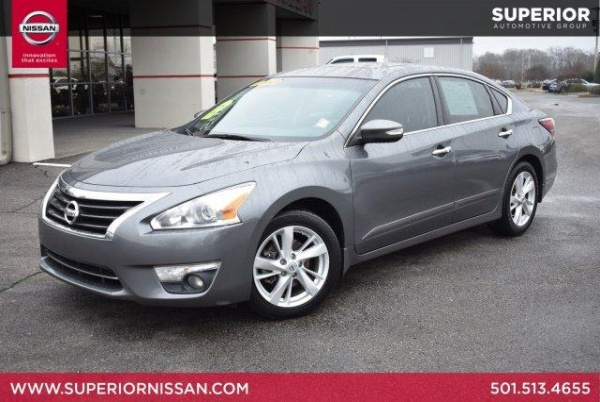 2015 Nissan Altima in Conway, AR