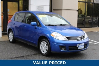 Used 2011 Nissan Versa 1.8 S Hatchback Auto For Sale In Fairfax, VA