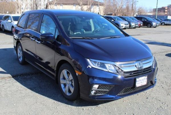 2020 Honda Odyssey in Fairfax, VA