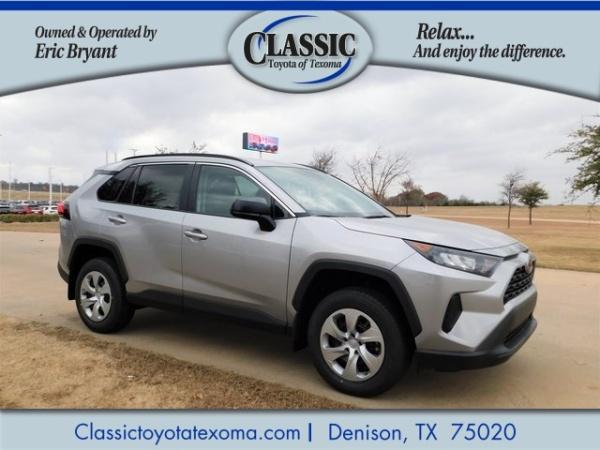 2020 Toyota RAV4 in Denison, TX