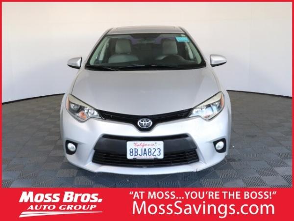 2014 Toyota Corolla in Moreno Valley, CA