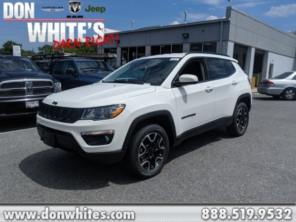 2019 Jeep Compass in Cockeysville, MD