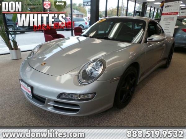 2007 Porsche 911 Carrera 4 For Sale In Cockeysville Md