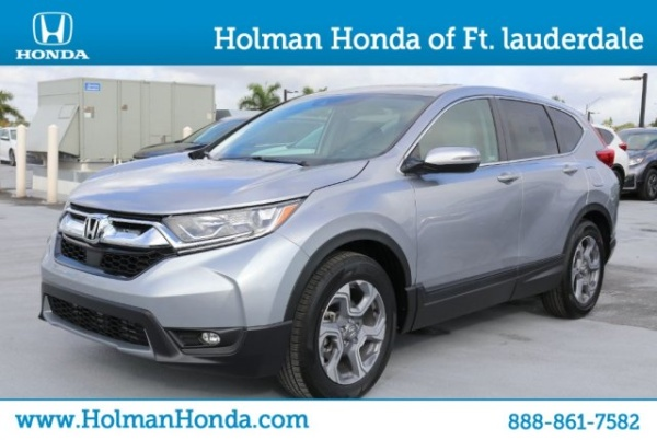 2019 Honda CR-V in Fort Lauderdale, FL