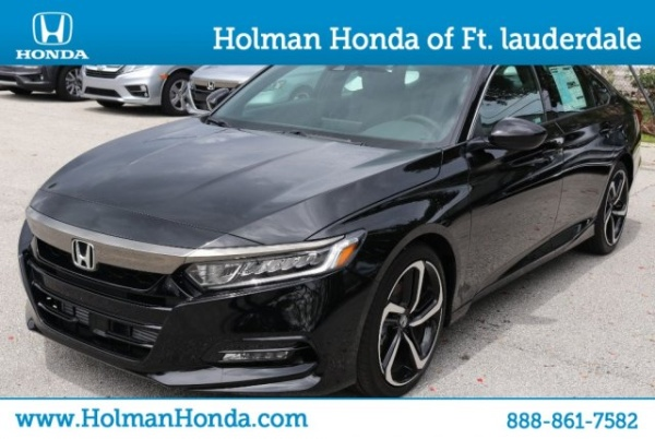 2019 Honda Accord in Fort Lauderdale, FL