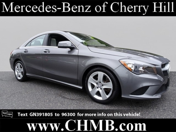 2016 Mercedes-Benz CLA in Cherry Hill, NJ