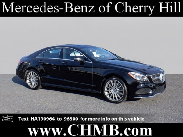 Mercedes Benz Cherry Hill >> 2017 Mercedes Benz Cls Cls 550 4matic For Sale In Cherry