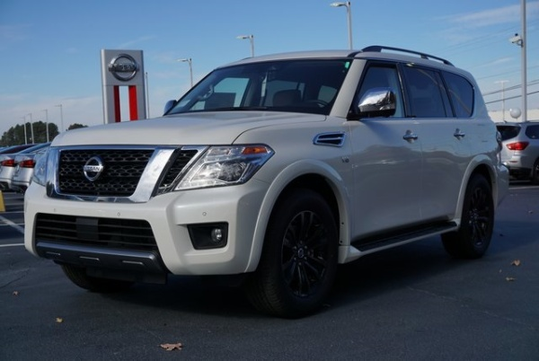 2020 Nissan Armada in Union City, GA