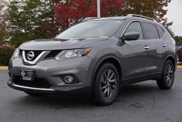 2016 Nissan Rogue in Union City, GA