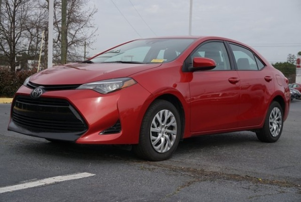 2019 Toyota Corolla in Union City, GA
