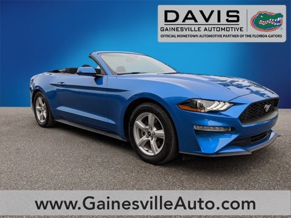 2019 Ford Mustang in Gainesville, FL