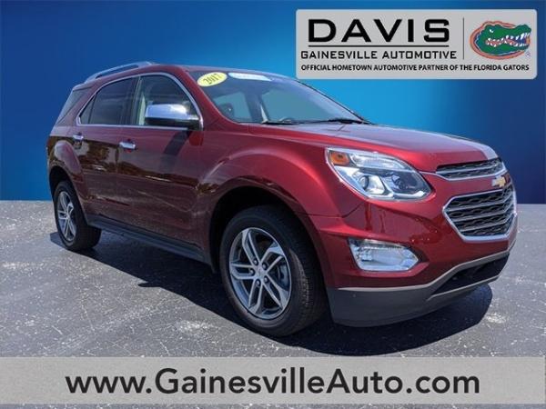 2017 Chevrolet Equinox in Gainesville, FL
