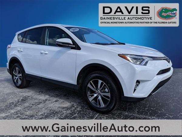 Toyota Gainesville Fl >> 2018 Toyota Rav4 Xle Awd For Sale In Gainesville Fl Truecar