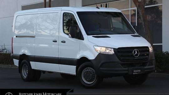 2019 Mercedes-Benz Sprinter Cargo Van