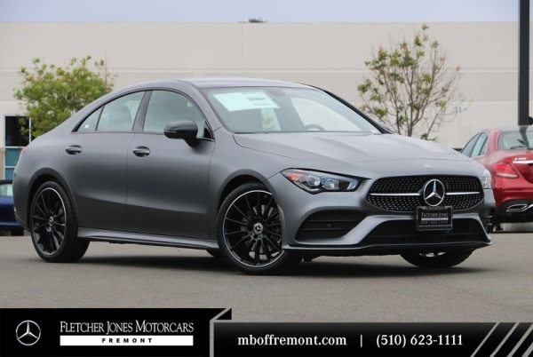 2020 Mercedes-Benz CLA in Fremont, CA