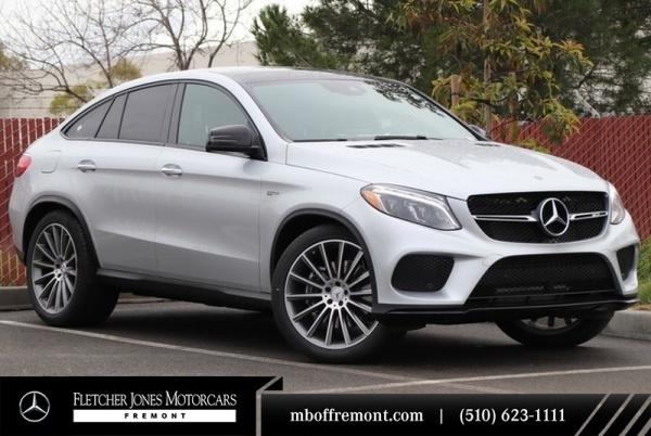2019 Mercedes-Benz GLE in Fremont, CA